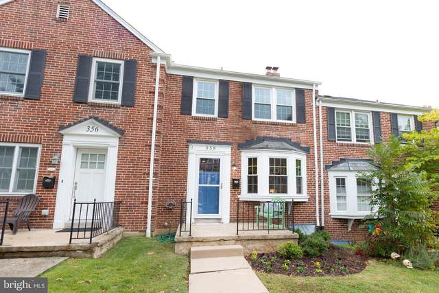 358 Old Trail, BALTIMORE, MD 21212 (#MDBC508890) :: The Sky Group