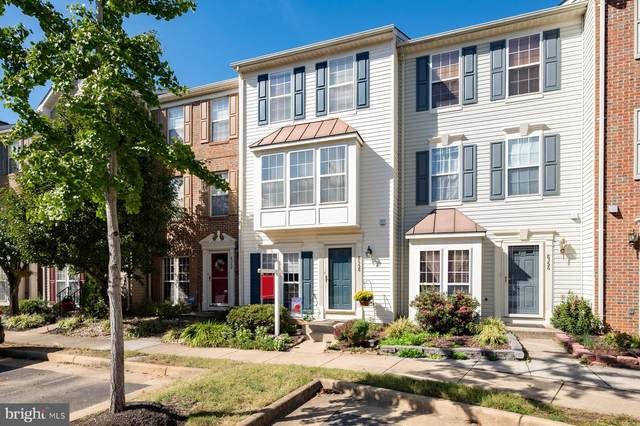 8358 Hunter Murphy Circle, ALEXANDRIA, VA 22309 (#VAFX1159968) :: The Redux Group