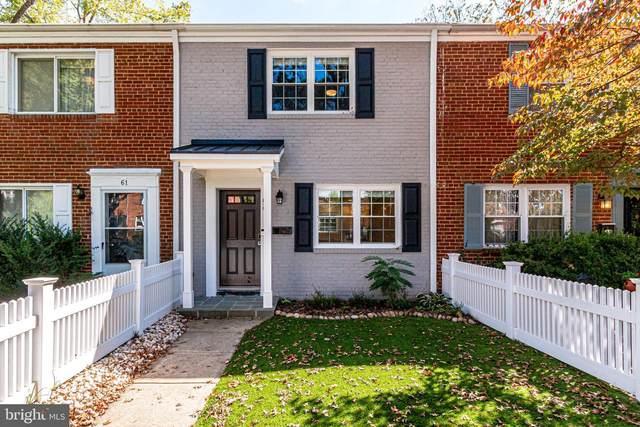 59 Mount Vernon Avenue, ALEXANDRIA, VA 22301 (#VAAX251904) :: SP Home Team
