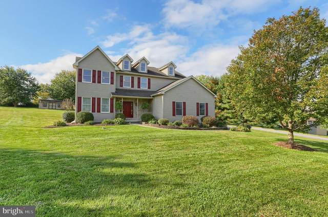 4 Centre Drive, CONESTOGA, PA 17516 (#PALA171424) :: Blackwell Real Estate