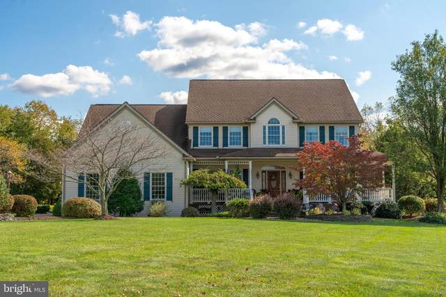 2108 Fox Hollow Lane, EAST GREENVILLE, PA 18041 (#PAMC666440) :: Linda Dale Real Estate Experts