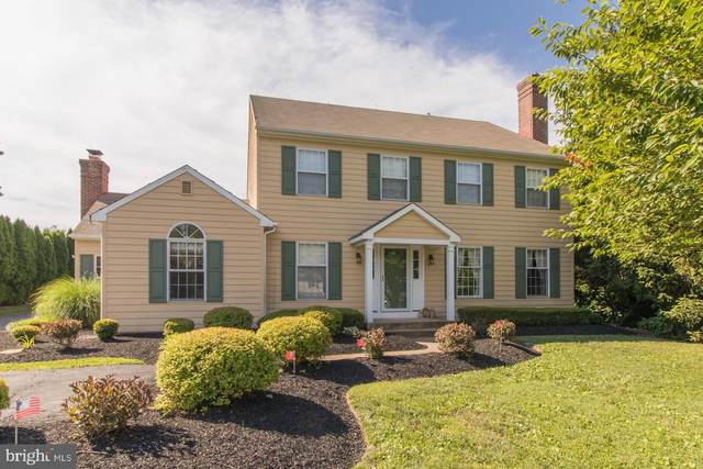 140 Cloverly Drive, RICHBORO, PA 18954 (#PABU508768) :: Certificate Homes