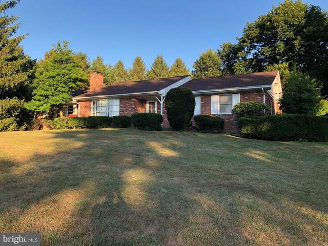 5843 Woodville Road, MOUNT AIRY, MD 21771 (#MDFR271936) :: Give Back Team