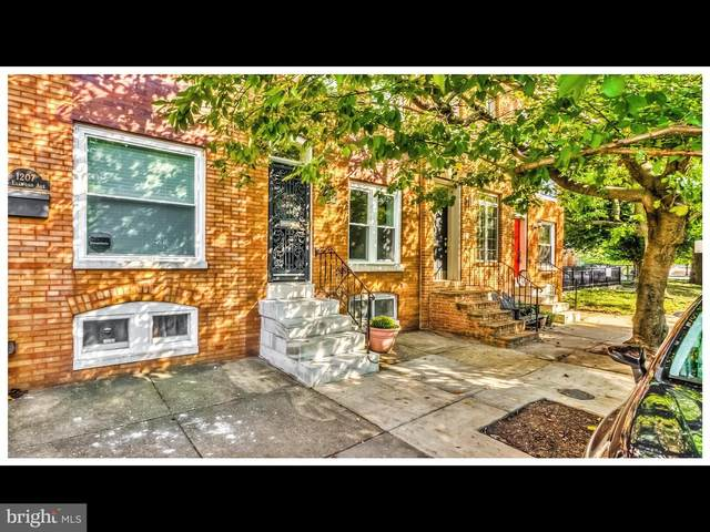 1209 S Ellwood Avenue, BALTIMORE, MD 21224 (#MDBA527032) :: New Home Team of Maryland