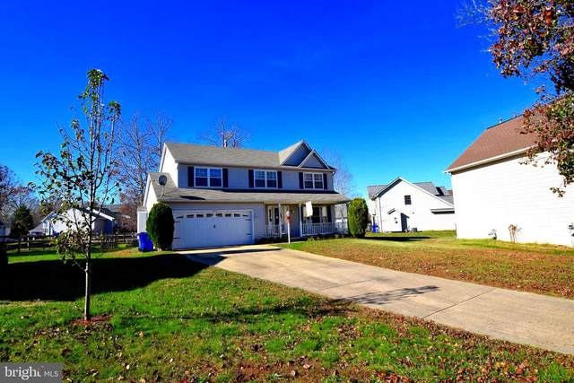 5203 Sauger Court, WALDORF, MD 20603 (#MDCH218232) :: The Putnam Group