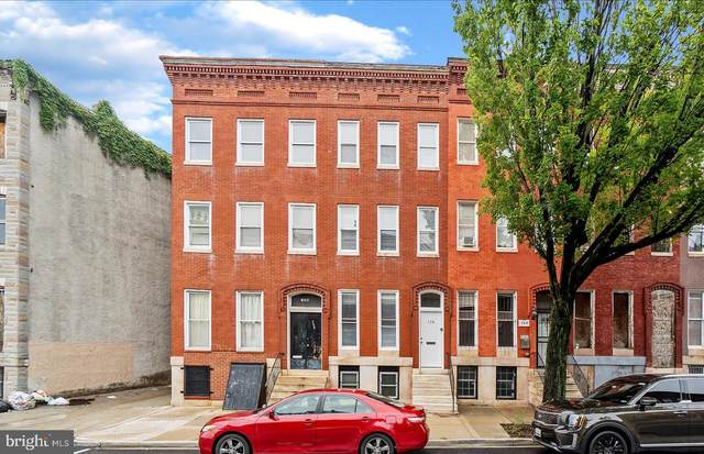 756 Dolphin Street, BALTIMORE, MD 21217 (#MDBA527050) :: Jennifer Mack Properties