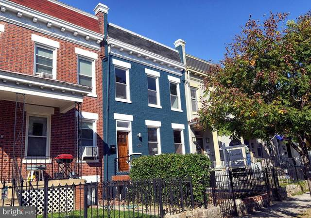609 Kenyon Street NW, WASHINGTON, DC 20010 (#DCDC490738) :: SURE Sales Group
