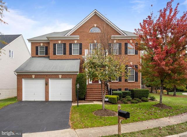 14524 Old Mill Road, CENTREVILLE, VA 20121 (#VAFX1160098) :: The MD Home Team