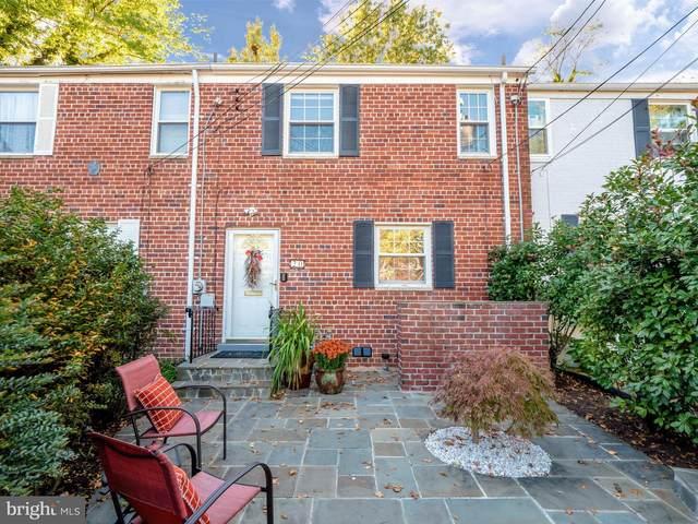 20 Ancell Street, ALEXANDRIA, VA 22305 (#VAAX251924) :: V Sells & Associates | Keller Williams Integrity