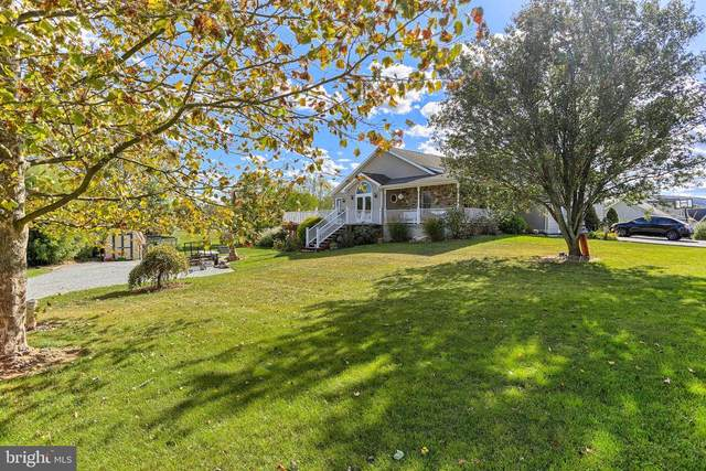 1012 Railroad Lane, ORRTANNA, PA 17353 (#PAAD113546) :: TeamPete Realty Services, Inc