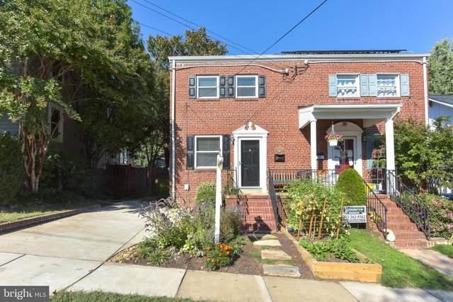 13 W Uhler Avenue A, ALEXANDRIA, VA 22301 (#VAAX251938) :: Blackwell Real Estate