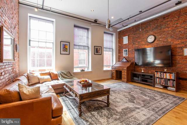 103-7 Church Street #11, PHILADELPHIA, PA 19106 (MLS #PAPH942888) :: Kiliszek Real Estate Experts