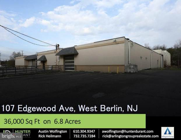 107 Edgewood Avenue, WEST BERLIN, NJ 08091 (#NJCD404446) :: The Dailey Group