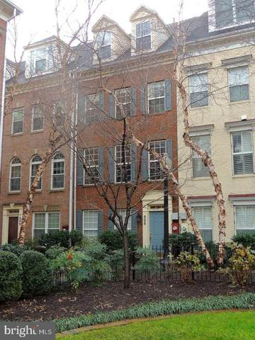 808 Capitol Square Place SW, WASHINGTON, DC 20024 (#DCDC490812) :: Tom & Cindy and Associates