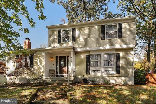 642 Parkland Place, GLEN BURNIE, MD 21061 (#MDAA449178) :: RE/MAX 1st Realty