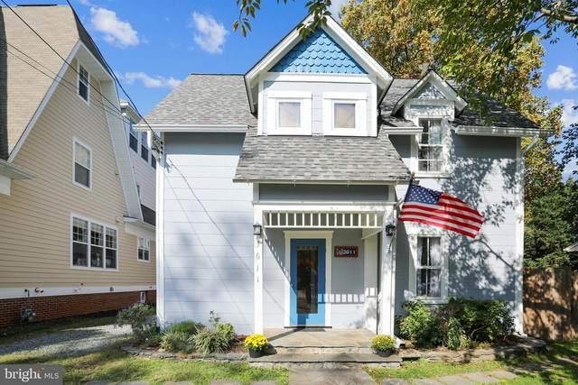 3611 Dupont Avenue, KENSINGTON, MD 20895 (#MDMC729128) :: Potomac Prestige