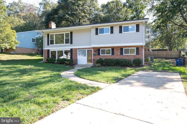 8329 Wagon Wheel Road, ALEXANDRIA, VA 22309 (#VAFX1160272) :: The Redux Group