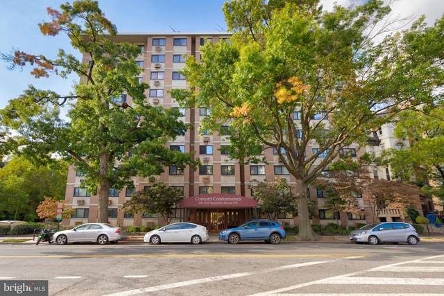 1816 New Hampshire Avenue NW #410, WASHINGTON, DC 20009 (#DCDC490846) :: AJ Team Realty