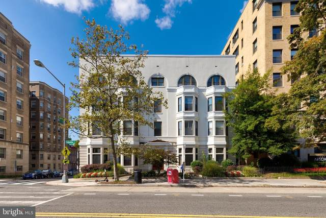 1669 Columbia Road NW #410, WASHINGTON, DC 20009 (#DCDC490864) :: Lucido Agency of Keller Williams