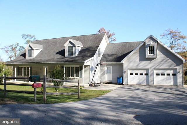 238 Tatesville Road, EVERETT, PA 15537 (#PABD102548) :: Certificate Homes