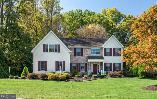 1104 Dickens Drive, WEST CHESTER, PA 19380 (#PACT518322) :: ExecuHome Realty