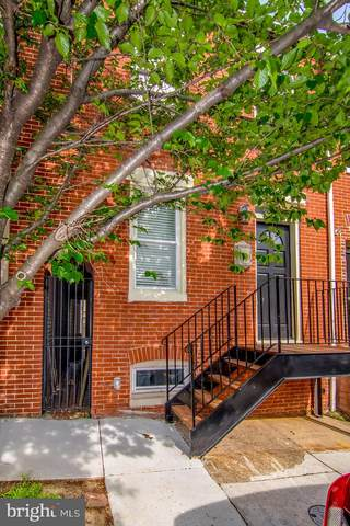 121 S Castle Street, BALTIMORE, MD 21231 (#MDBA527156) :: The MD Home Team