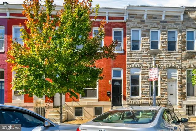 226 N Luzerne Avenue, BALTIMORE, MD 21224 (#MDBA527172) :: AJ Team Realty