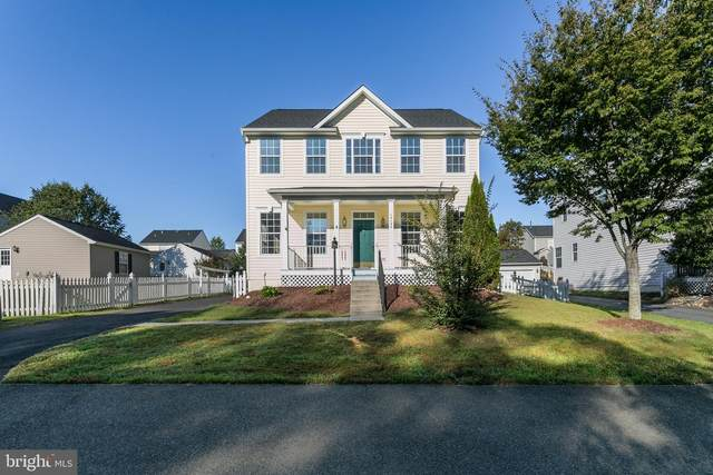 13158 Kirkmichael Terrace, BRISTOW, VA 20136 (#VAPW506636) :: RE/MAX Cornerstone Realty