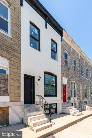 520 N Luzerne Avenue, BALTIMORE, MD 21205 (#MDBA527174) :: ExecuHome Realty