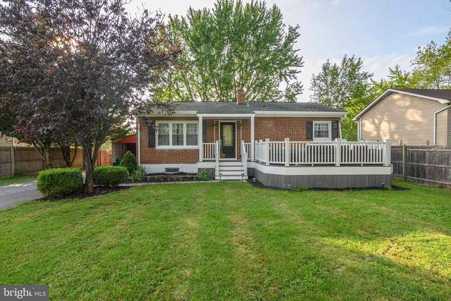 102 Dixie Belle Drive, WINCHESTER, VA 22602 (#VAFV160194) :: Blackwell Real Estate