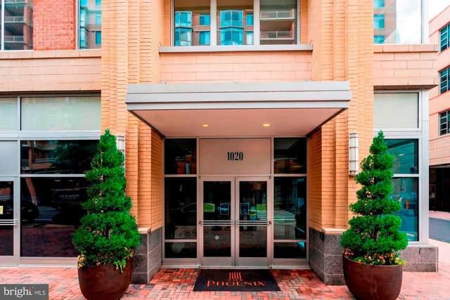 1020 N Highland Street #515, ARLINGTON, VA 22201 (#VAAR171006) :: Nesbitt Realty