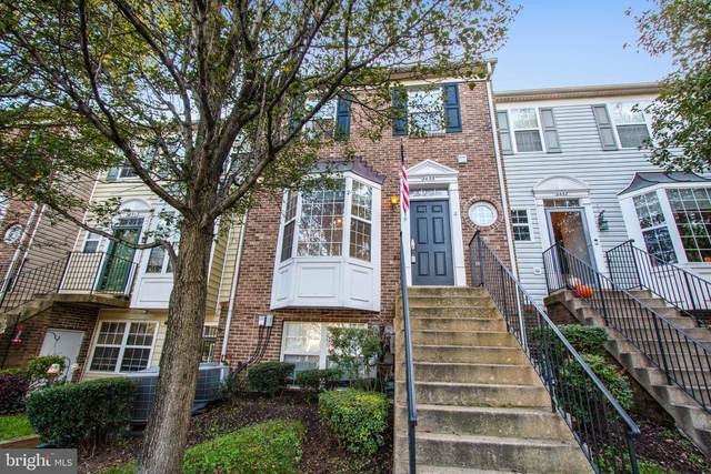 2435 Lizbec Court, CROFTON, MD 21114 (#MDAA449236) :: Hill Crest Realty