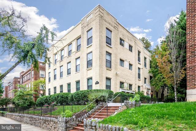 1437 Spring Road NW #13, WASHINGTON, DC 20010 (#DCDC490932) :: Crossman & Co. Real Estate