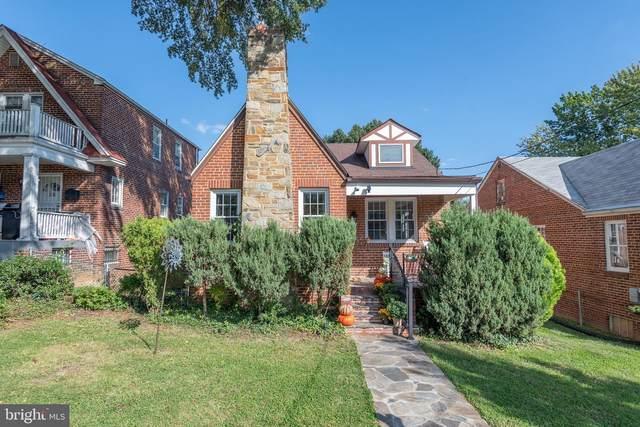 3947 19TH Street NE, WASHINGTON, DC 20018 (#DCDC490938) :: Blackwell Real Estate