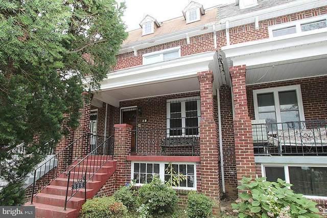 338 Emerson Street NW, WASHINGTON, DC 20011 (#DCDC490944) :: The Bob & Ronna Group