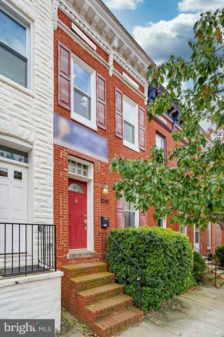 2043 E Fairmount Avenue, BALTIMORE, MD 21231 (#MDBA527198) :: Jennifer Mack Properties