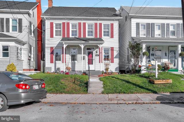 147 3RD Street, HANOVER, PA 17331 (#PAYK146958) :: The Heather Neidlinger Team With Berkshire Hathaway HomeServices Homesale Realty