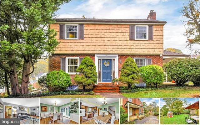 41 Gorsuch Road, LUTHERVILLE TIMONIUM, MD 21093 (#MDBC509086) :: The Dailey Group