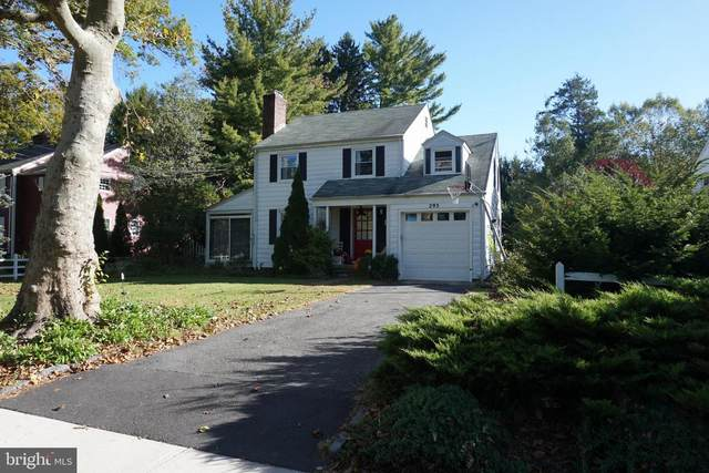 293 Walnut Lane, PRINCETON, NJ 08540 (#NJME303030) :: Keller Williams Realty - Matt Fetick Team