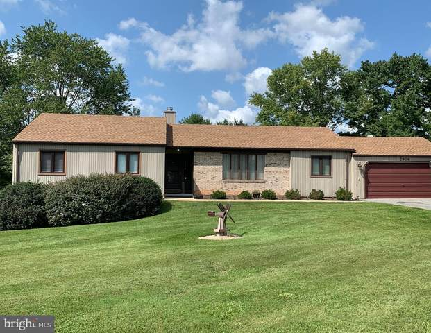 2906 Loch Haven Court, IJAMSVILLE, MD 21754 (#MDFR272014) :: Blackwell Real Estate