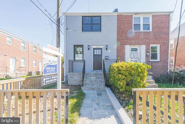 215 63RD Street NE, WASHINGTON, DC 20019 (#DCDC490994) :: SURE Sales Group
