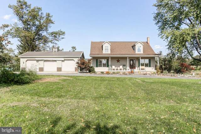 527 Mill Road, GRANTVILLE, PA 17028 (#PALN116178) :: The Heather Neidlinger Team With Berkshire Hathaway HomeServices Homesale Realty