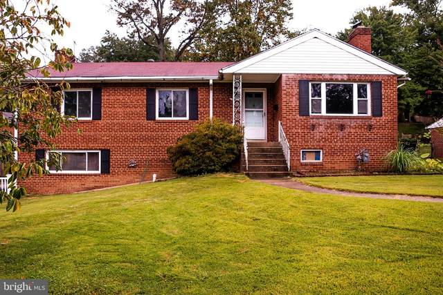 3162 Patrick Henry Drive, FALLS CHURCH, VA 22044 (#VAFX1160470) :: Certificate Homes