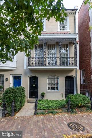 1415 31ST Street NW, WASHINGTON, DC 20007 (#DCDC491010) :: Crossman & Co. Real Estate