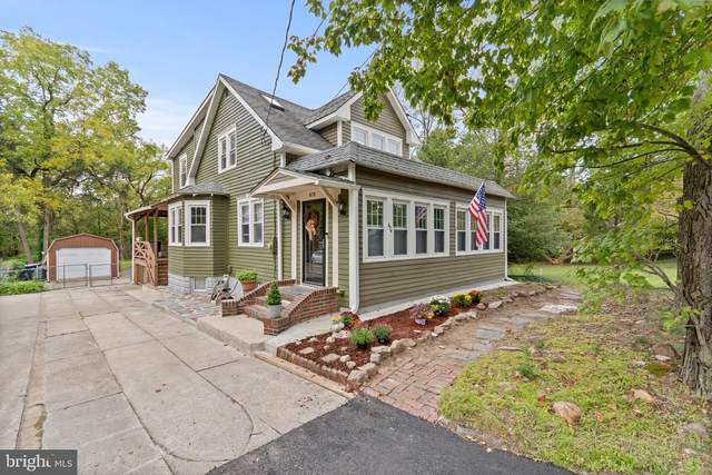 674 Good Intent Road, BLACKWOOD, NJ 08012 (MLS #NJCD404554) :: The Dekanski Home Selling Team