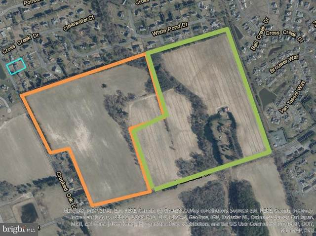 27930 Pemberton Drive, SALISBURY, MD 21801 (#MDWC110132) :: Crossroad Group of Long & Foster