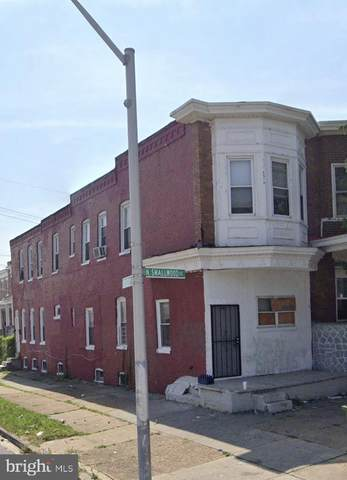 1655 N Smallwood Street, BALTIMORE, MD 21216 (#MDBA527258) :: SP Home Team