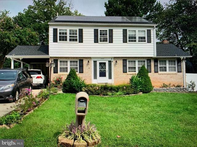 1322 Canyon Road, SILVER SPRING, MD 20904 (#MDMC729310) :: Blackwell Real Estate