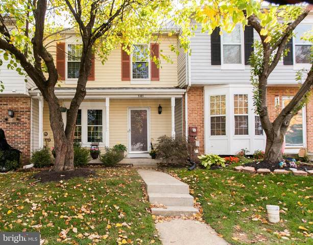 5023 Canvasback Court, FREDERICK, MD 21703 (#MDFR272038) :: Bob Lucido Team of Keller Williams Integrity