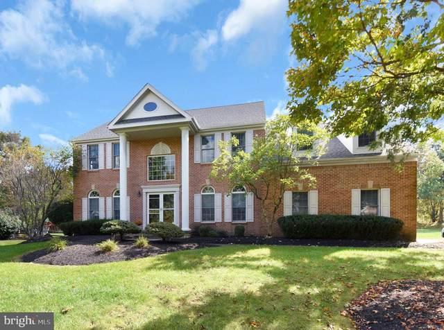38 Hawthorne Drive, PRINCETON JUNCTION, NJ 08550 (#NJME303056) :: Certificate Homes